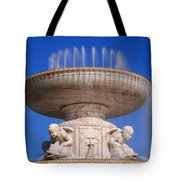 The Belle Isle Scott Fountain Tote Bag