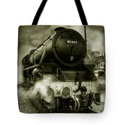 The Black Five Tote Bag