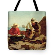 The Boat Builders Tote Bag