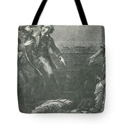 The Capture Of Margaret Garner Tote Bag