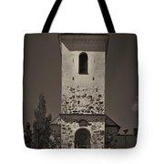 The Church Of Kuopio Tote Bag
