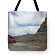 The Colorado River-a Grand Canyon Perspective II Tote Bag