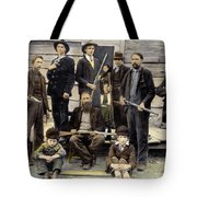 The Hatfields, 1899 Tote Bag