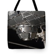 The International Space Stations Tote Bag by Stocktrek Images