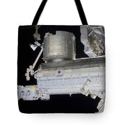 The Japanese Experiment Module Kibo Tote Bag