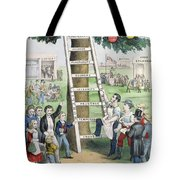 The Ladder Of Fortune Tote Bag