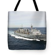 The Military Sealift Command Fast Tote Bag