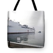 The Military Sealift Command Hospital Tote Bag