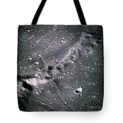 The Moon From Apollo 14 Tote Bag