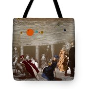 The New Planetarium In Paris, 1880 Tote Bag