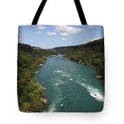 The Niagara River Tote Bag