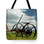 The Old Sythe Tote Bag