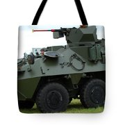 The Pandur 6x6 Family Of Wheeled Tote Bag