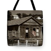 The Pink Curtain Tote Bag