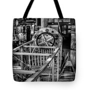 The Red Barn Of The Boeing Company Tote Bag
