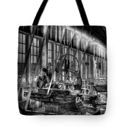 The Red Barn Of The Boeing Company Iv Tote Bag