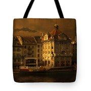 The Reuss Tote Bag by Ron Jones