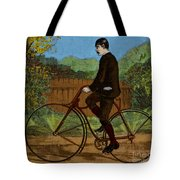 The Rover Bicycle Tote Bag
