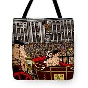 The Royal Nude Wedding Tote Bag by Karen Elzinga