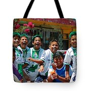 The Team Tote Bag