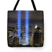 The Tribute In Light Memorial Tote Bag