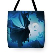 The Wolf Within Tote Bag