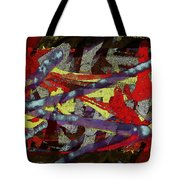 The Writing On The Wall 1 Tote Bag