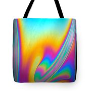 Thin Film Optical Interference Tote Bag