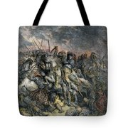 Third Crusade, 1191 Tote Bag