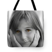This Is My Thinking Face Tote Bag