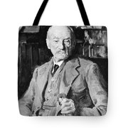 Thomas Hardy (1840-1928) Tote Bag
