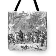 Thomas Hooker (1586-1647) Tote Bag