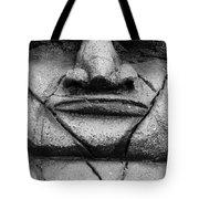 Tiki Dude Tote Bag