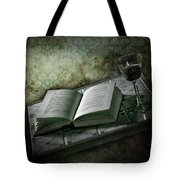 Time To Read Tote Bag by Joana Kruse
