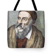 Titian (c1490-1576) Tote Bag