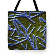 Tobacco Mosaic Virus Tote Bag by Omikron