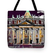 Tourist Magnet Tote Bag