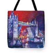 Tower Bridge London Tote Bag
