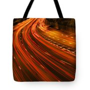 Traffic River Tote Bag