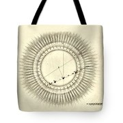 Transit Of Venus, 1761 Tote Bag by Science Source