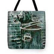 Trashcan Tom Tote Bag