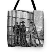 Treaty Of Picquigny Tote Bag