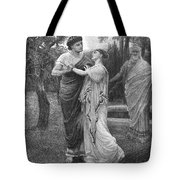 Troilus And Cressida Tote Bag