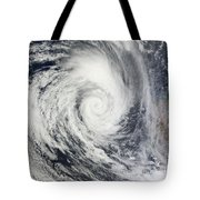 Tropical Cyclone Dianne Tote Bag