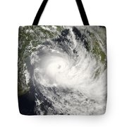 Tropical Cyclone Jokwe Tote Bag