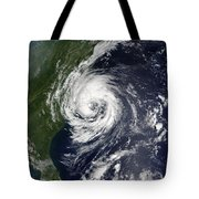 Tropical Storm Gustav Tote Bag