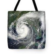 Tropical Storm Isaac Moving Tote Bag