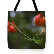 Turk's Cap Lily Tote Bag