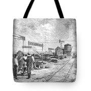 Underground Village, 1874 Tote Bag