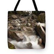 Unnamed Waterfall Along South Tongass Tote Bag